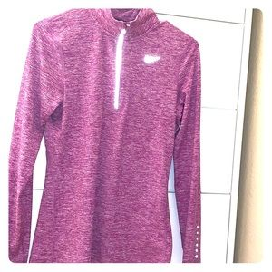 NIKE Dri-Fit Quarter ZIP